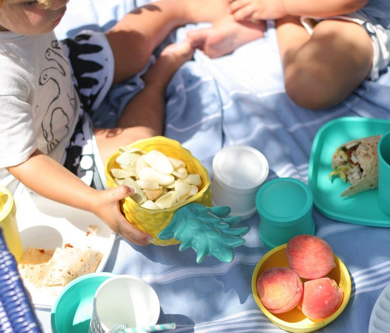 Charleston Staycation: Waterfront Park Picnic