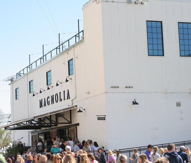 FAMILY TRAVELS // MAGNOLIA MARKET: Part 1