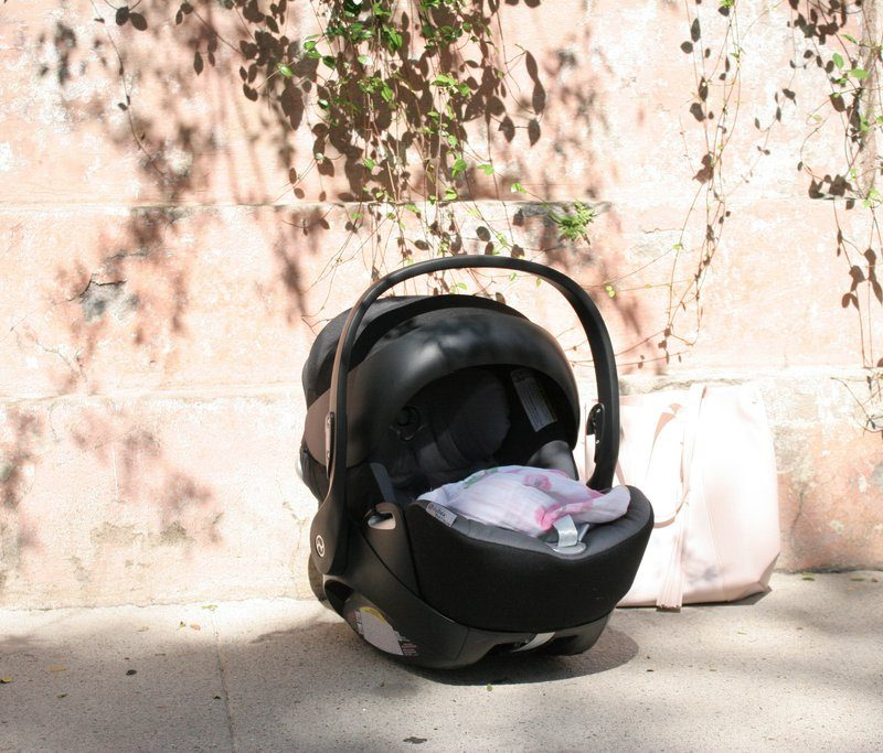 Baby Registry Must-have: Cybex Cloud Q car seat
