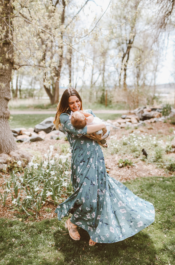 MOMHOOD: Stephanie Pollock