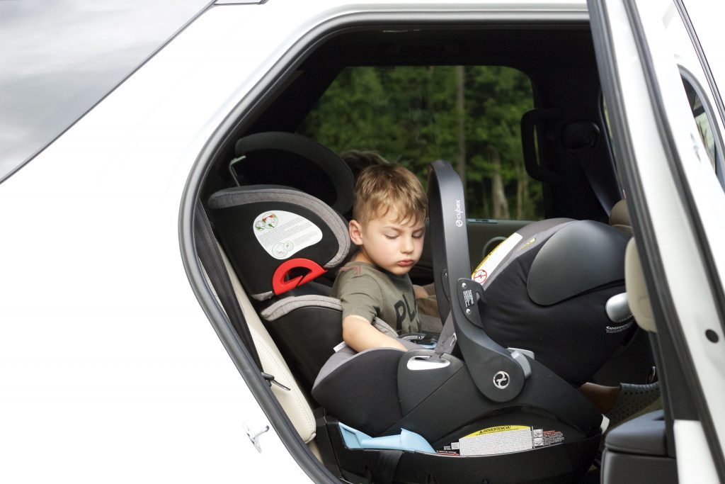 We Are Currently Using The Foonf Convertible Car Seat For Our 4 Yr Old And Oobr Booster 5 Infant Shown Here Is
