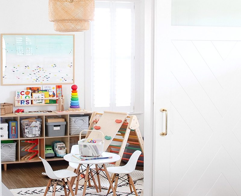 OUR HOME // NEW PLAYROOM REVEAL