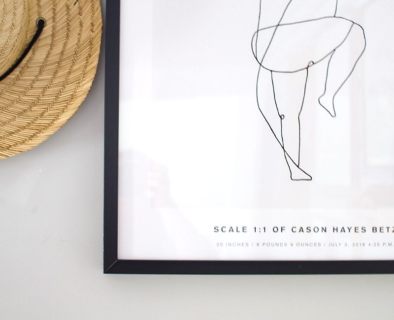 HIS + HERS NURSERY: PART 2 – CASON
