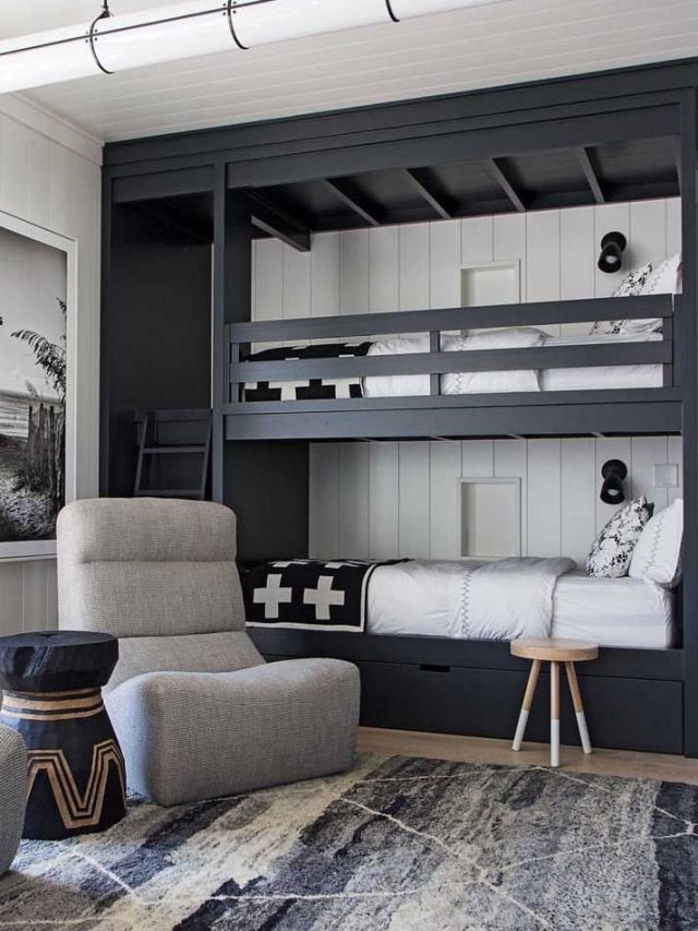 DESIGN IDEAS FOR THE PERFECT: BUNK ROOM